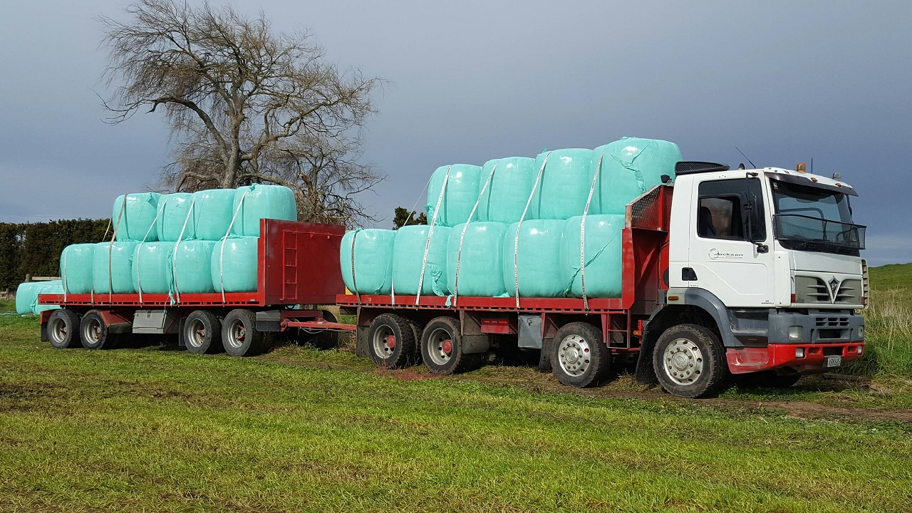 Supply Silage Bales